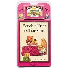 Boucle d'Or et les Trois Ours (K7) (Livre + K7 - Pe)