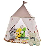 Fenteer Kinder Pop-Up Spielzelt Kinderzelt Spielhaus Zelt Babyspielzeug, Tragbare & Faltbar - # 4