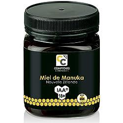 COMPTOIRS ET COMPAGNIES Miel de Manuka IAA18+ 250 g