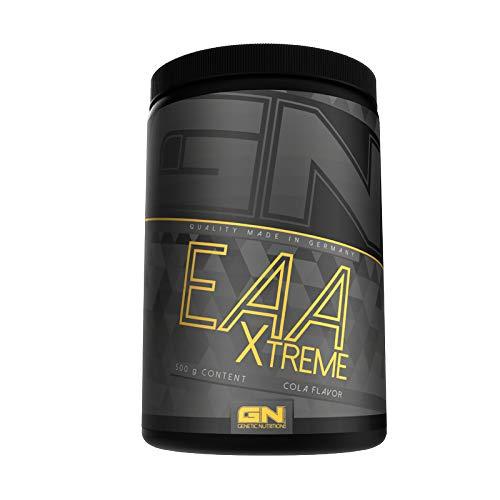 GN Laboratories EAA Xtreme Essential Amino Acid Amino Aminosäure Rein Muskelaufbau Muskelerhalt 500g (Ice Tea Lemon)