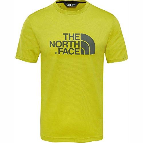 The North Face tanken, T-Shirt Herren XXL Citronelle Green
