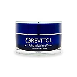 revitol cr me hydratante anti ge lotion pour le traitement anti ge de la peau r duit les. Black Bedroom Furniture Sets. Home Design Ideas