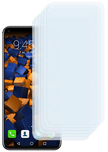 mumbi Schutzfolie kompatibel mit Huawei Honor View 20, Bildschirmfolie klar, Bildschirmschutzfolie 6X