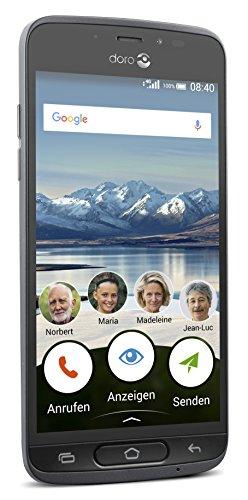 Doro 8040 12,7 cm (5 Zoll) Smartphone für Senioren