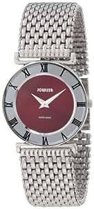 Jowissa Damen-Armbanduhr XS Roma Analog Edelstahl J2.072.M