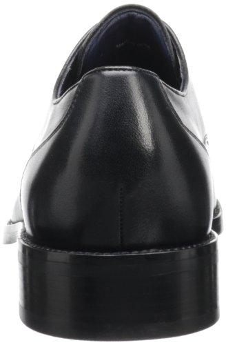 Cole Haan Men's Lenox Hill Split Oxford cheville Oxford Chaussures en cuir de haute qualité Black