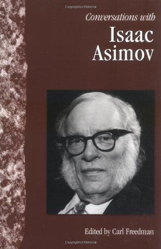 Conversations with Isaac Asimov (Literary Conversations Series)