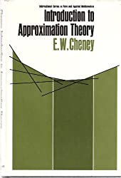 Introduction to Approximation Theory (Pure & Applied Mathematics)