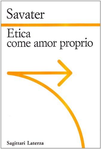 Etica come amor proprio