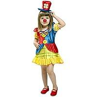 My Other Me - Disfraz de Payaseta, talla 1-2 años (Viving Costumes MOM00532)