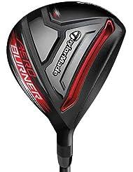 TaylorMade Golf Noir aeroburner 18° 5Bois de parcours Matrix rul-z Coupe New