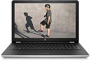 HP 15-BR010TX 15.6-inch Full HD Laptop (7th Gen Core i7-7500U/8GB/1TB/Windows 10/Radeon 530 4GB Graphics), Natural Silver