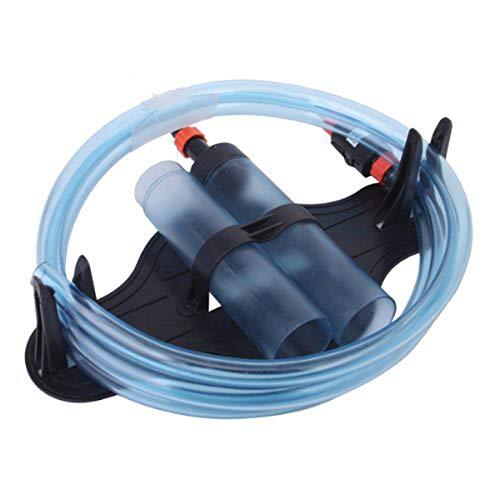 OUNONA Changeur d'eau pour Nettoyeur de Gravier pour Aquarium Portable