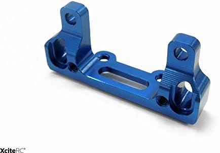 KM de Racing H Support de K1 Aluminium Bras Bras Bras de suspension inférieur arrière arrière (Bleu) | Faible Coût  41270c