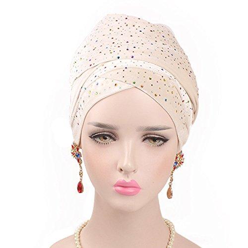 Styledresser-Cappelli Vendita Calda Turbante Cappello Chemioterapia  Cappellini Chemioterapia Donna Estive Velluto da Donna con c9258f6c09c7