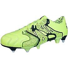 buy online 57ad1 d1c7a adidas X15.1 Sg Leather Herren Fußballschuhe