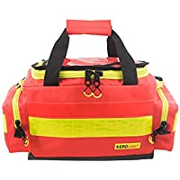 AEROcase® - Pro1R BM1 Notfalltasche M Polyester, Farben:Rot preisvergleich bei billige-tabletten.eu