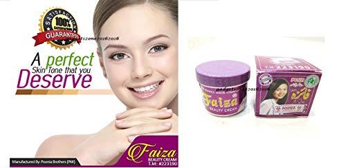 Faiza Beauty Whitening Cream, 60 g