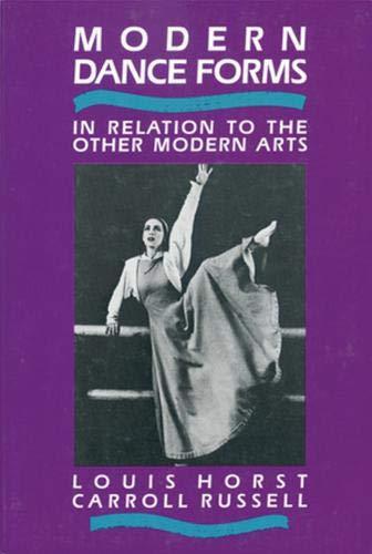 Horst, L: Modern Dance Forms
