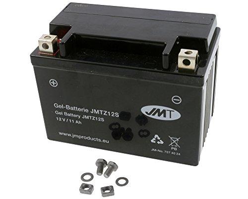 JMT Batteria Gel YTZ12S - HONDA NSS Jazz 250 00-06