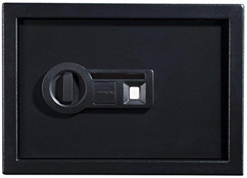 Stack-on Biometrisches Personal in Sicherheit mit Verstellbarer Einlegeboden, schwarz, PS-15-10-B