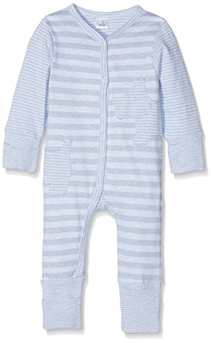 Kanz Baby-Jungen Zweiteiliger 1tlg. Schlafanzug, Mehrfarbig (Y/D Stripe 0001), 80