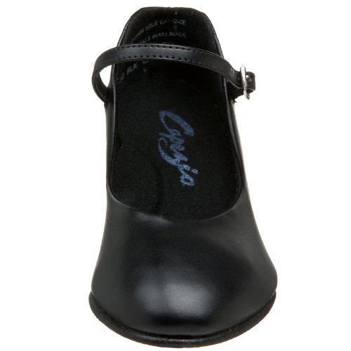 Chaussures de caractère Capezio 550 Junior Footlight Noir
