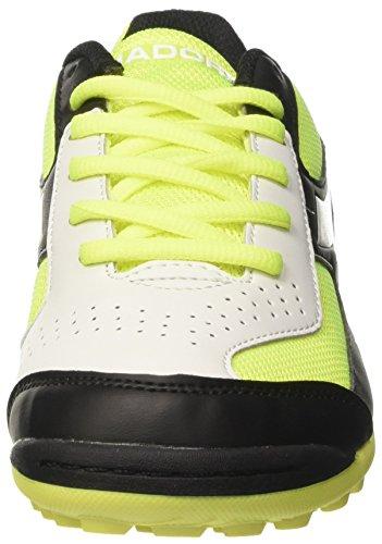 Diadora Quinto6 Tf, Chaussures de Football Homme Jaune (Giallo Fluo/nero)