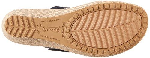 Crocs, Sandali donna Nautical Navy/Chai