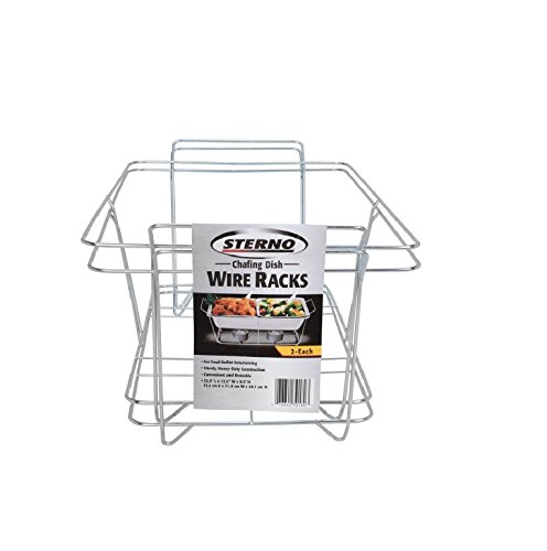 Sterno Chafing Dish Wire Rack (2 pk.) by Sterno