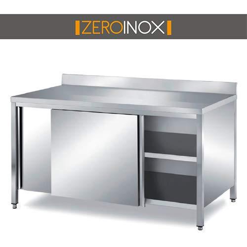 ZeroInox Mesa armadiato con Puertas correderas & - tartera de ...