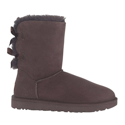 ugg-australia-womens-bailey-bow-ii-brown-suede-boots-37-eu