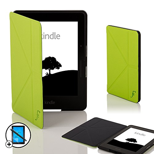 Forefront Cases® Kindle Voyage Origami Funda Carcasa