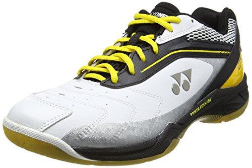 Yonex POWER CUSHION 65, Badmintonschuhe, Squashschuhe, Tischtennisschuhe, Hallenschuhe, Indoorschuhe (44)
