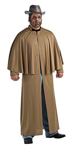 Kostüme Halloween Hex Jonah (Jonah Hex Kostüm für Herren Quentin Turnbull Herrenkostüm Gr. M/L,)