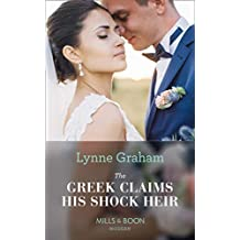 The Greek Claims His Shock Heir (Mills & Boon Modern) (Billionaires at the Altar, Book 1)