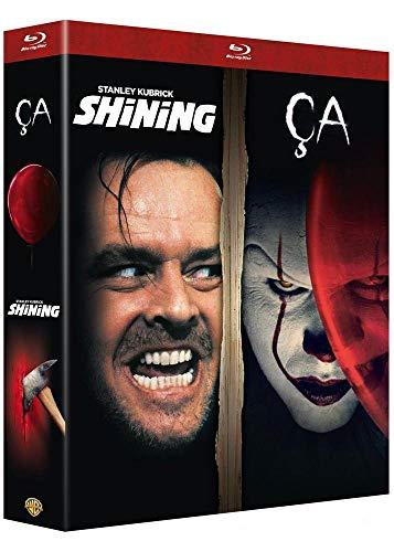 Coffret Horreur Incontournables - CA (2017) / SHINNING - 2 Films - Coffret Blu-Ray