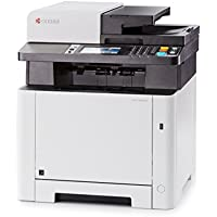 Kyocera Ecosys M5526cdw WiFi All-in-one Colour Laser Multifunction Printer   Print • Copy • Scan • Fax   Mobile Print Support via Smartphone and Tablet