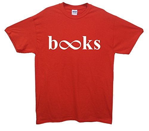 Books Infinity Crop Top Rot
