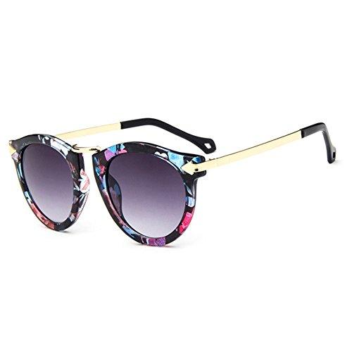 Z-P Nuevo Vintage Para Las Mujeres Reflejos UV400 Arrow Gafas De Sol 60MM