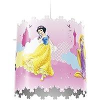 Philips Disney Pantalla para lámpara Colgante E27, 40 W, Rosa