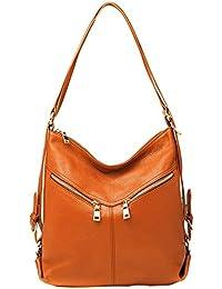 5f77f3bf4b SAIERLONG MsBP New Womens Cowhide Backpack Shoulder Bags Casual Daypacks  Travel Bags College School Backpack Rucksack