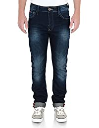Lee Cooper Harry Straight Leg Regular Fit Denim Jeans