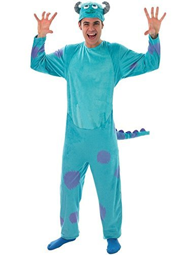 Rubies 3880996 - Sully Adult (Monsters Sulley University)