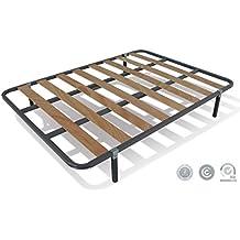 sommier 140x190. Black Bedroom Furniture Sets. Home Design Ideas