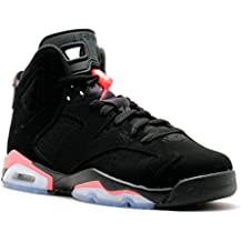 new arrival 1c7e0 a0b5c Jordan Nike Air 6 Retro Black Infrared