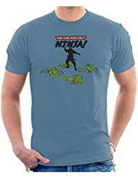 The Real Ninja Teenage Mutant Ninja Turtles Men's T-Shirt