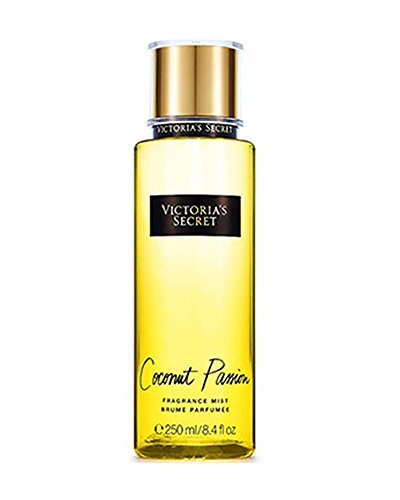Body Und Spray Parfüm (Victoria's Secret Coconut Passion Fragrance Mist femme/woman, 1er Pack (1 x 0.25 l))