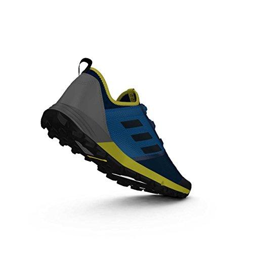 adidas Terrex Agravic Speed, Bottes de Randonnée Homme Bleu (Blu Maruni/azubas/limuni)