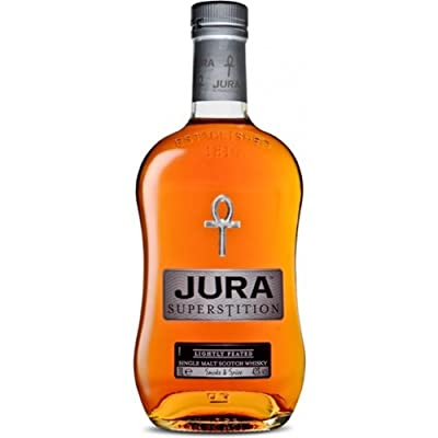 The Isle Of Jura Superstition Single Malt Scotch Whisky 70cl Bottle